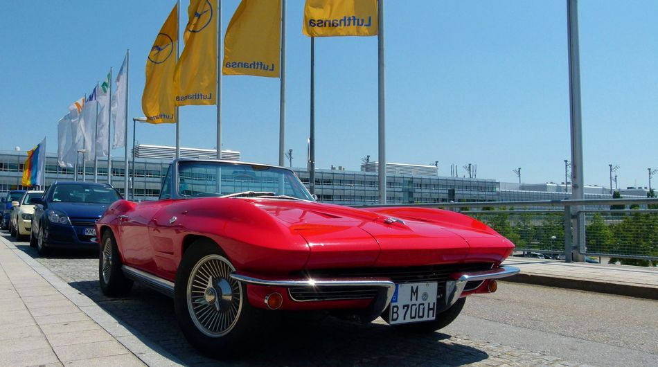 Picture Gallery | 1964 C2 Corvette « More Mustangs | The best for ...