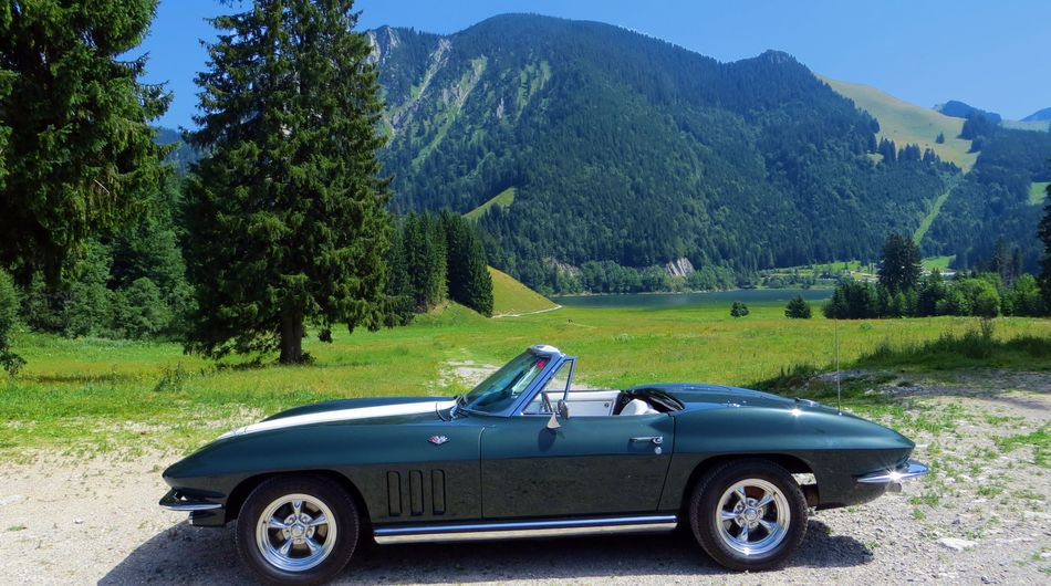 Rent Corvette Stingray >> Picture Gallery | 1965 C2 Corvette (PART 1) « More Mustangs | The best for Mustang, Corvette and ...